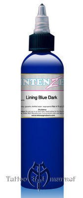 INTENZE Color Lining Series - Lining Blue Dark