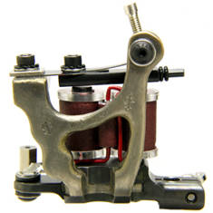 Limited Edition P.Waters-Sidewheeler Liner Custom Tattoo Machine