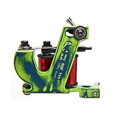 Paul Rogers Tattoo Machine Shader