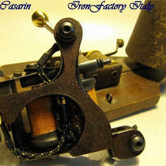Percy Waters Liner Tattoo Machine Model B
