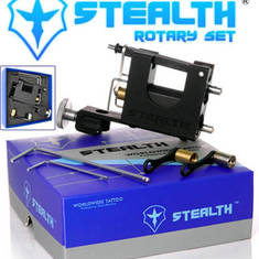 Stealth Rotary Tattoo Machine Set