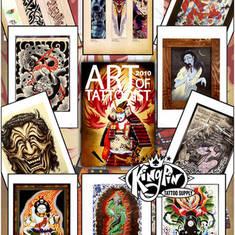 Art of Tattooist 2010 - Japan