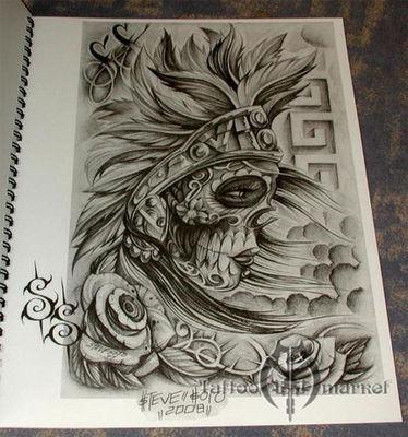 Книги, скетч-буки Steve Soto Book of the Dead - Muertos