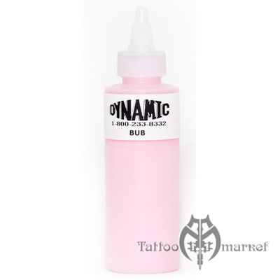 Краска Dynamic Colors Bubble Gum Pink - Розовый