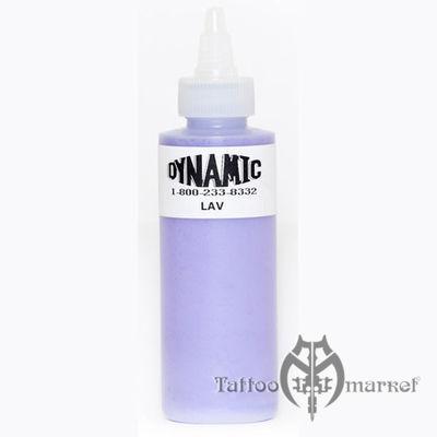 Краска Dynamic Colors Lavender - Светло-Фиолетовый