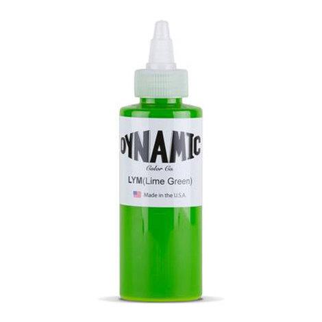 Краска Dynamic Colors Lime Green - Лайм