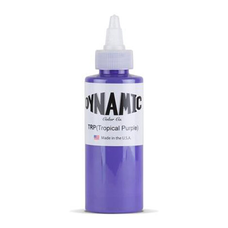 Краска Dynamic Colors Tropical Purple - Фиолетовый Тропический