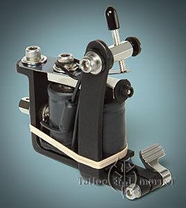 Flat Black Lightweight Machine Liner