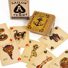 Колода карт Sailor Jerry