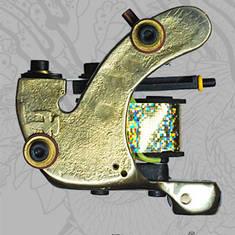 """Custom """"Walker - Polished Brass Liner"""""""