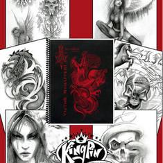 Victor Modafferi Sketchbook