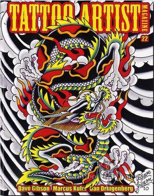 Tattoo Artist Magazine 22