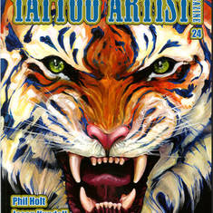 Tattoo Artist Magazine 24