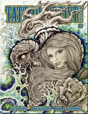 Tattoo Artist Magazine 25