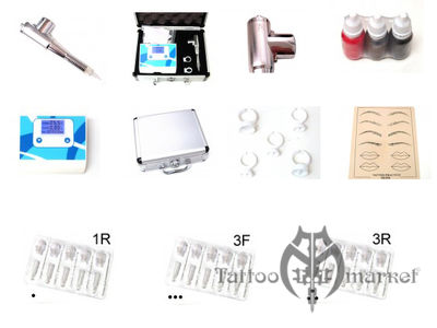 Investus Permanent Makeup Machine Kit