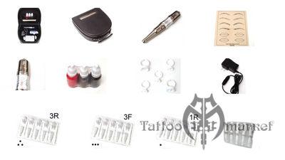 SilverPoint Permanent Machine Kit