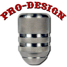 "Pro-Design Stainless 1 1/4""Custom Grip (F)"