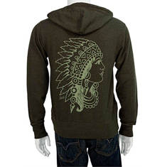 Indian Head Hoodie