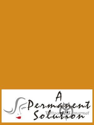 Пигмент для татуажа A Permanent Solution Amber