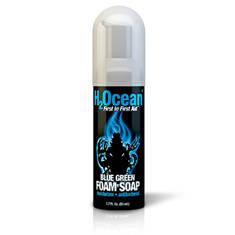 Blue Green Foam Soap™