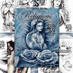 Religious Sketchbook Steve Soto vol.2