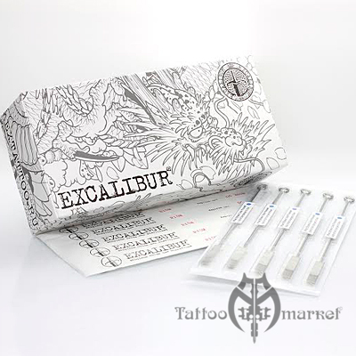 Tight Round Liner Textured - 9 игл