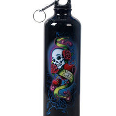 Tattoo Water Bottle