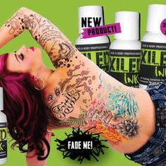 Xiled Ink для татуировок