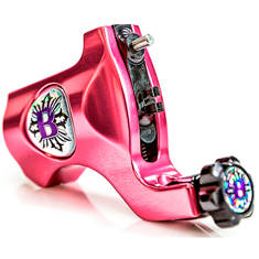 Bishop Rotary V6 Gothic Pink Ход 3.5