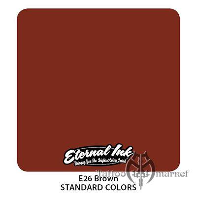 Краска Eternal Brown