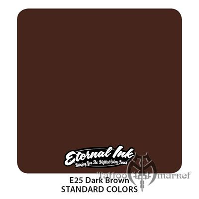 Краска Eternal Dark Brown