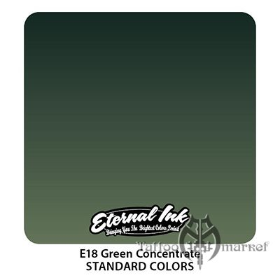 Краска Eternal Green Concentrate