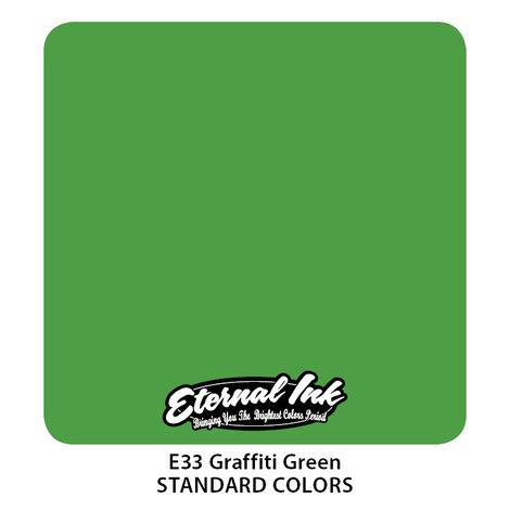 Краска Eternal Graffiti Green