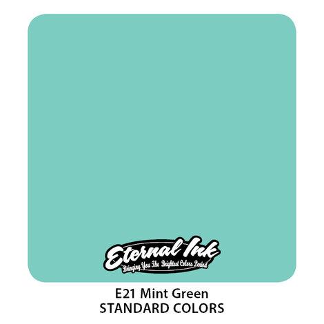 Краска Eternal Mint Green