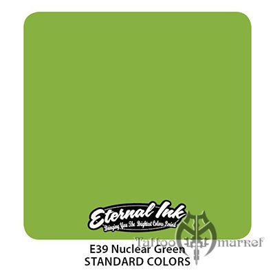 Краска Eternal Nuclear Green