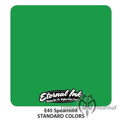Spearmint Green