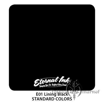 Краска Eternal Lining Black