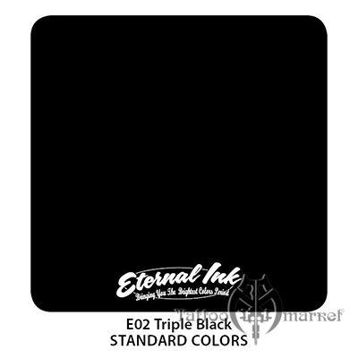 Краска Eternal Triple Black