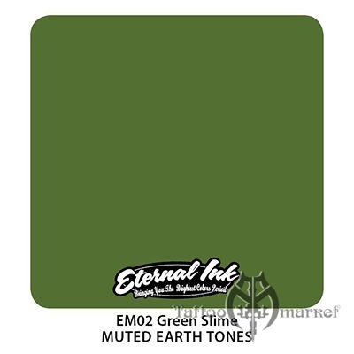 Краска Eternal Green Slime