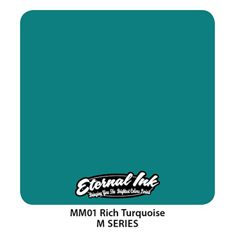 Rich Turquoise