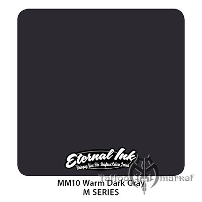 Warm Dark Gray