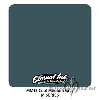 Cool Medium Gray