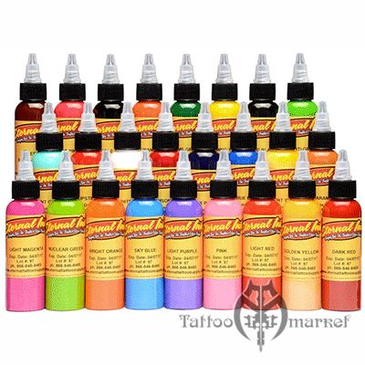 Краска Eternal Top 25 Color Set