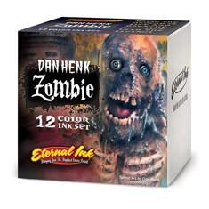 Zombie 12 Colors Set