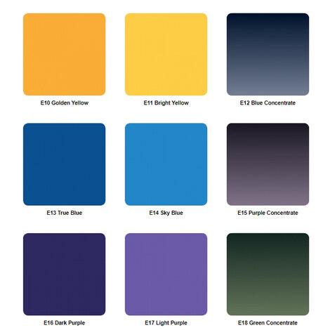 Silver 50 Colors Set