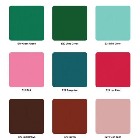 Краска Eternal Silver 50 Colors Set