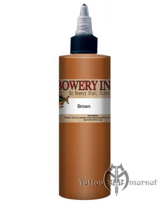 INTENZE Bowery Ink Brown