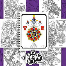 Thad Ritchey Sketchbook Volume 2
